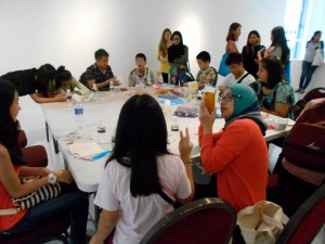 Unseen: Constellations Public Sharing 02 | Meet our Students & Mentors @ Objectifs | Singapore | Singapore
