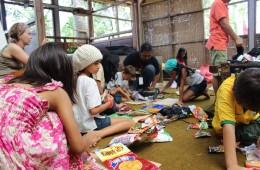 plasticology ubud writers readers festival 2014